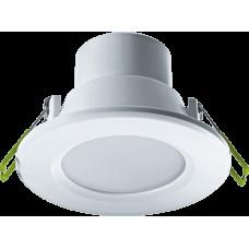 Светильник Navigator 94 833 NDL-P1-6W-840-WH-LED (аналог R63 60 Вт)(d100)