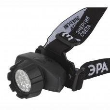 Налобный светодиодный фонарь ЭРА от батареек 100 лм GB-603 Б0031383