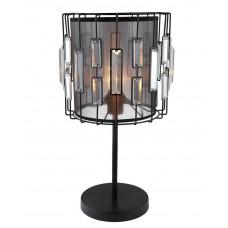 Настольная лампа Lumien Hall Аглая 0001/1TM-BK