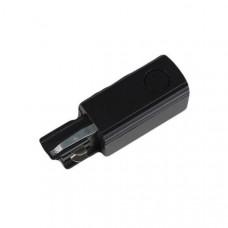 Ввод питания для шинопровода правый (09736) Uniel UBX-A01 Black