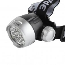 Налобный светодиодный фонарь ЭРА от батареек GB-706 Б0039618