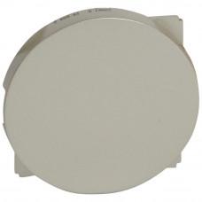 Лицевая панель Legrand Celiane заглушка титановая 068443