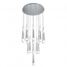 Подвесная светодиодная люстра Citilux Вегас CL227160
