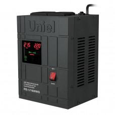 Стабилизатор напряжения (07380) Uniel 1500ВА RS-1/1500WS