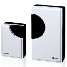 Звонок беспроводной (03616) Uniel UDB-002W-R1T1-32S-100M-WH
