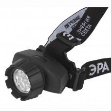 Налобный светодиодный фонарь ЭРА от батареек 60 лм GB-602 Б0031382