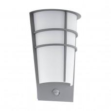 Уличный настенный светодиодный светильник Eglo Breganzo 1 96017