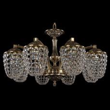 Подвесная люстра Bohemia Ivele Crystal 1772 1772/8/220/GB