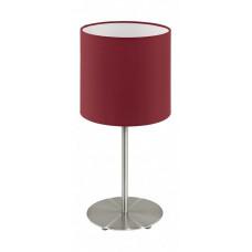 Настольная лампа декоративная Pasteri 95731 Eglo