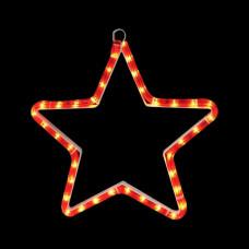 Панно световое (32 см) Звезда 26703