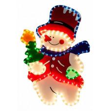 Снеговик световой Feron LT019 26717