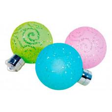 Набор из 3 елочные шаров световых Feron LT034 26851