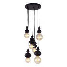 Подвесной светильник Bibili 1682-6P