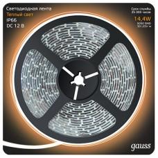 Лента светодиодная Gauss Gauss 311000114