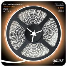 Лента светодиодная Gauss Gauss 312000110