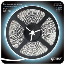 Лента светодиодная Gauss Gauss 312000305