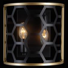 Накладной светильник Natali Kovaltseva Valencia VALENCIA 81059-2W MATT BLACK