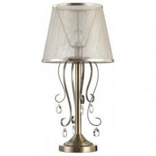 Настольная лампа декоративная Simone FR2020-TL-01-BZ