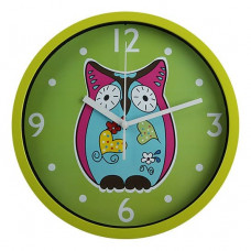 Настенные часы (25 см) Сова 853856