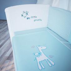 Комплект с одеялом детский Жирафик