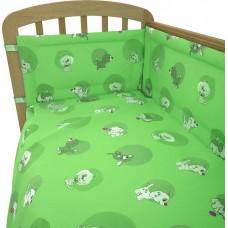 Комплект с одеялом детский Наши друзья