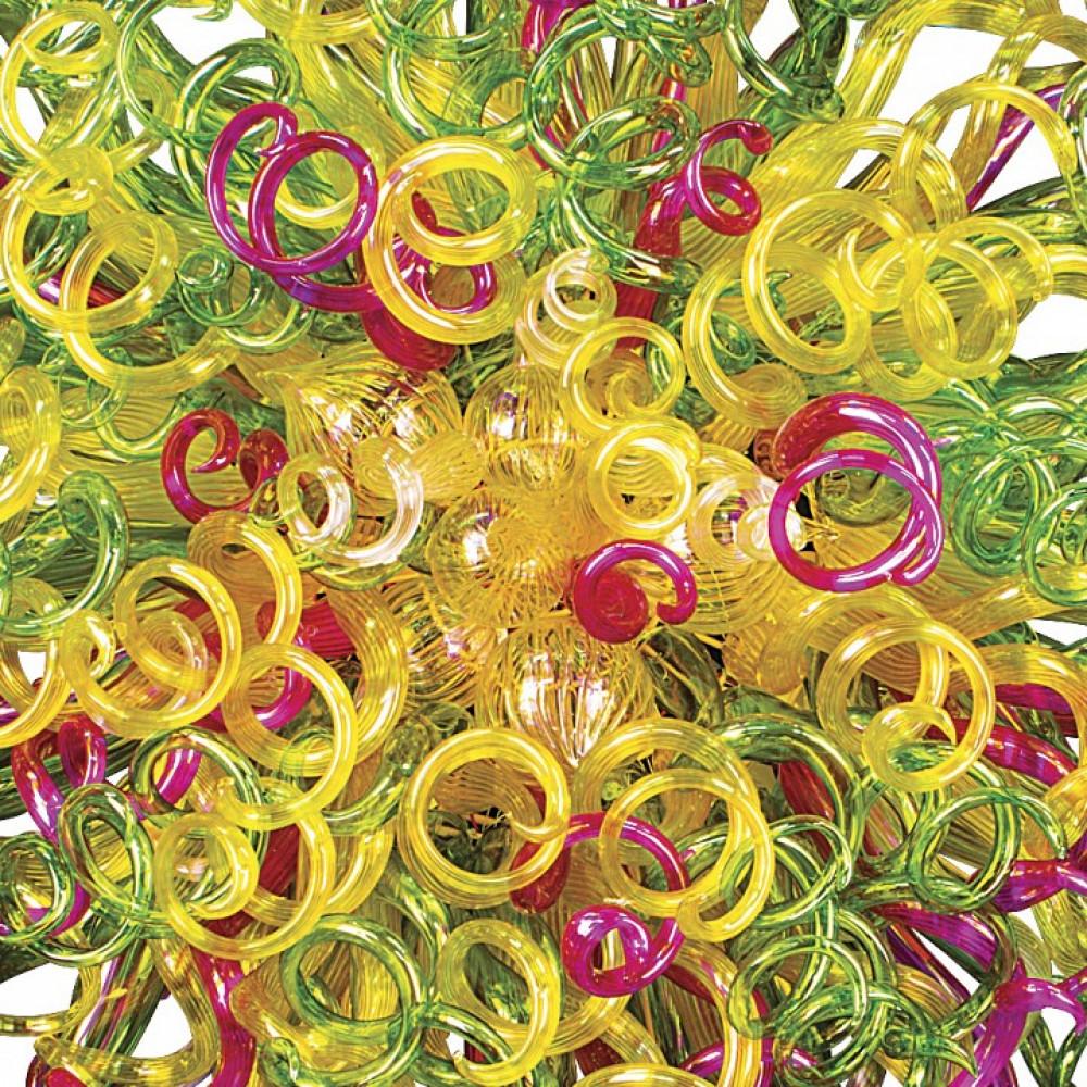 Подвесной светильник Artglass 890106
