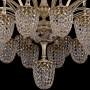 Подвесная люстра Bohemia Ivele Crystal 1772 1772/20+1/342/GW
