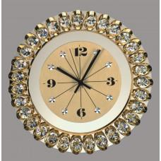 Часы настенные хрустальные Preciosa 99 008 20 25 7016 000 13 70 02 35