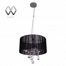 Светильник потолочный MW Light 344017503 Федерика