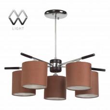 Светильник потолочный MW Light 344019405 Федерика