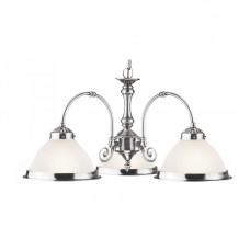 Люстра ARTE Lamp A9366LM-3SS AMERICAN DINER