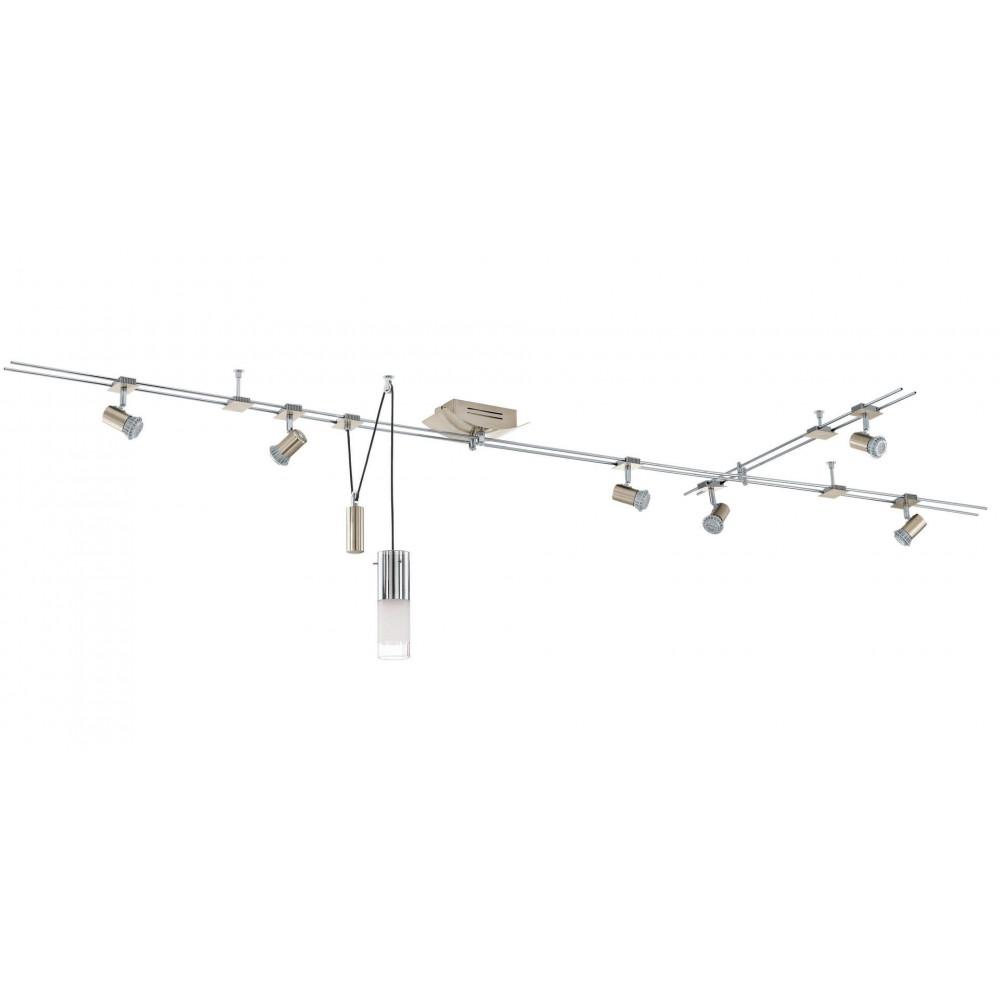 Трековая система освещения BOLTANA диммируемая Eglo 93028