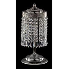 Лампа настольная хрустальная Maytoni A890-WB2-N Diamant 1