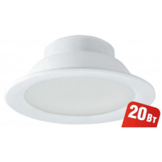 Светильник Navigator 94 788 NDL-P1-20W-865-WH-LED